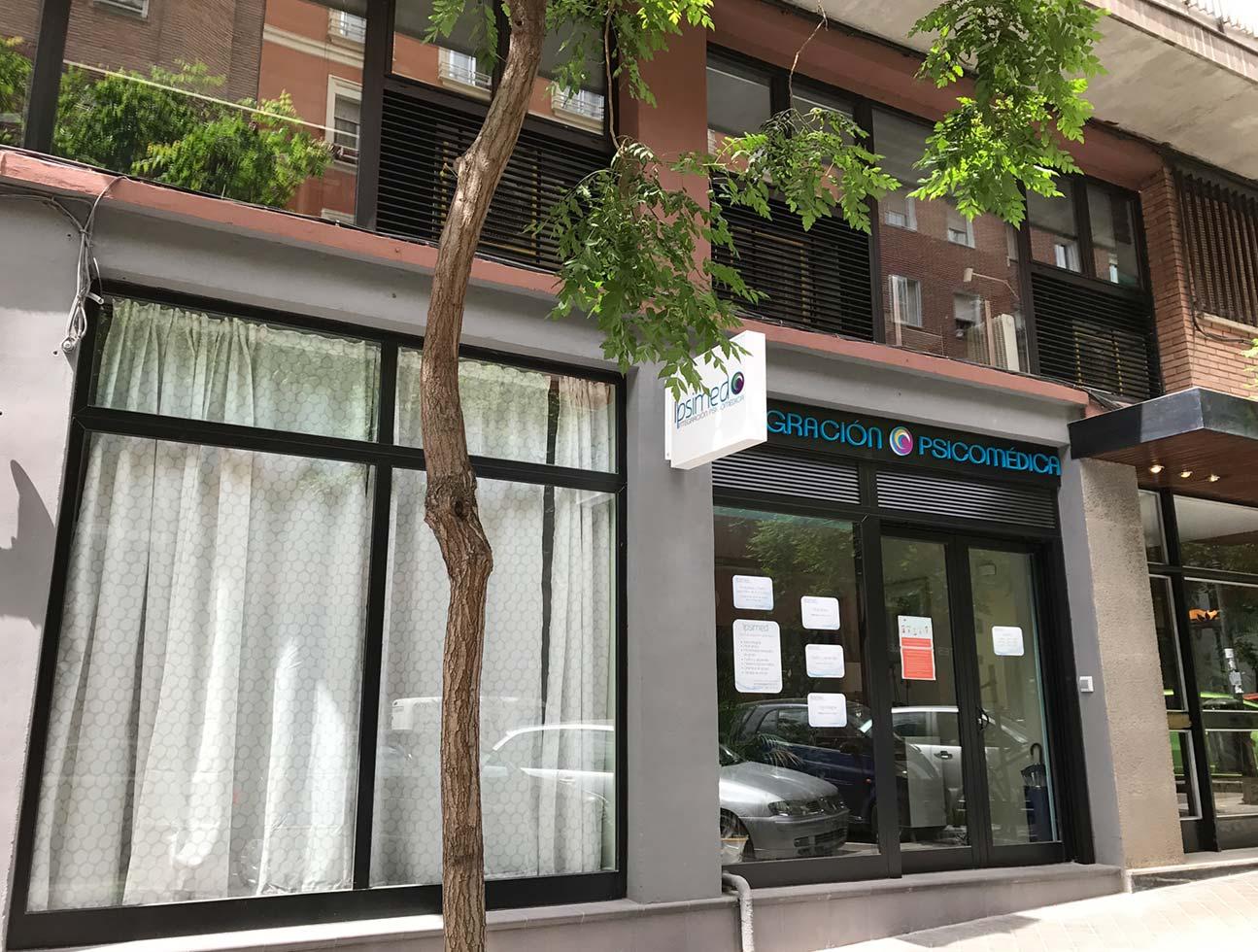 Centro Ipsimed – Acceso