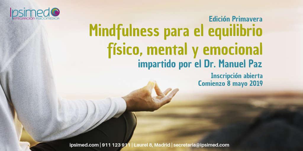 Mindfulness Edicion Primavera - Ipsimed
