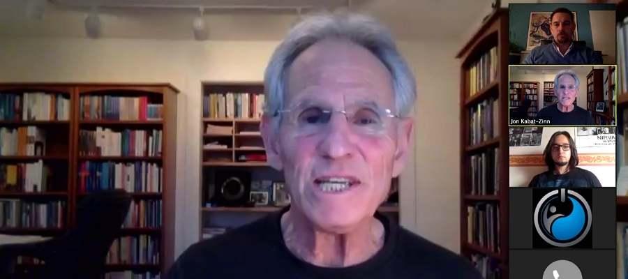 Sesiones gratuitas de meditación y reflexión ofrecidas por Jon Kabat-Zinn - Ipsimed