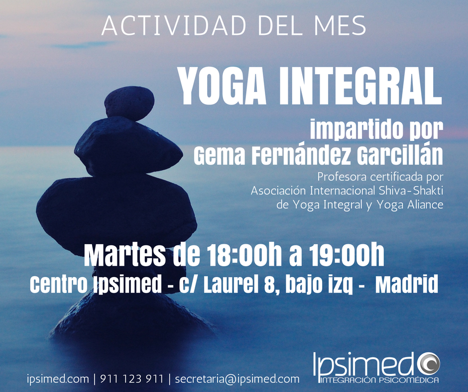 Yoga Integral - Ipsimed Fb