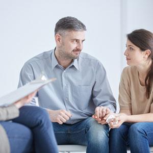 </p> <h6>Psicoterapia de pareja</h6> <p>Sesión con dos profesionales