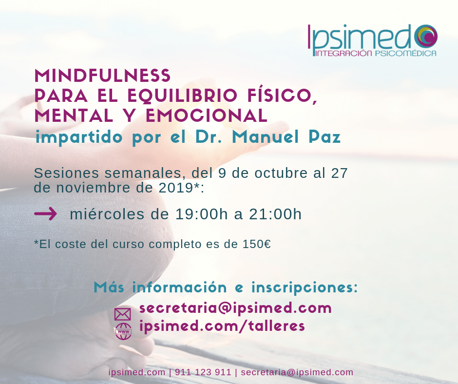 Mindfulness 2019 Ipsimed