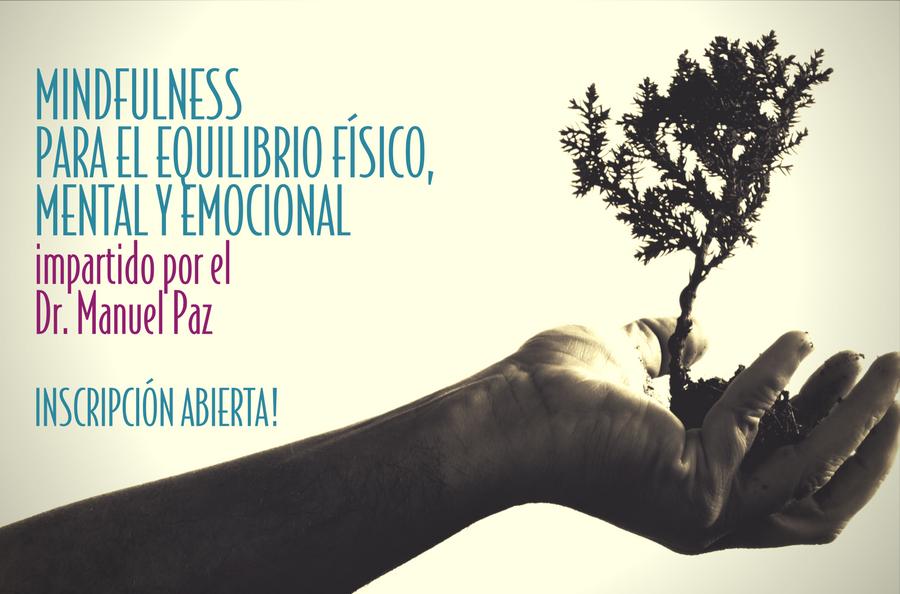Presentación curso Mindfulness para el equilibrio físico,mental y emocional - Ipsimed