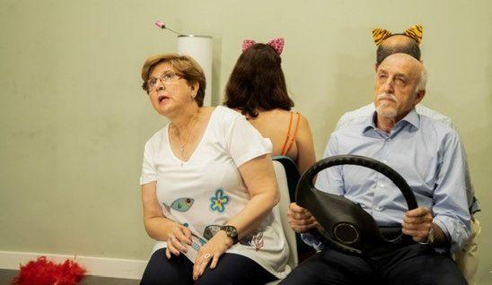 'Psicodrama y Comunicación', curso anual impartido por Isabel Pintor
