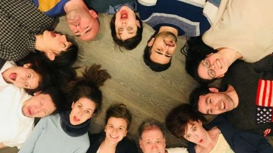 Teatro terapéutico con Isabel Pintor